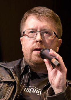 Photograph of Andrei Gelasimov.