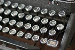Russian typewriter