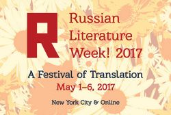 Read Russia Literature Week poster image